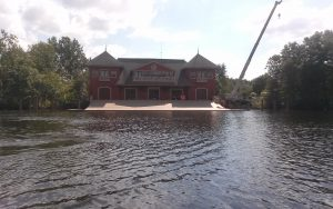Northeastern University Boathouse
