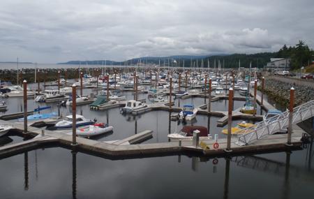 Marina Renovation Increases Moorage Space