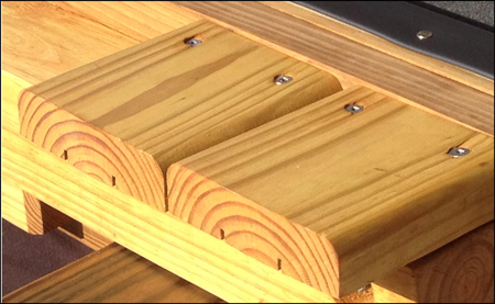 Southern Yellow Pine Decking
