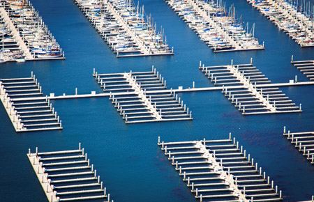 Rebuild of Cabrillo Way Marina