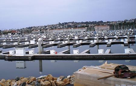 Marina Construction - Cabrillo Way Marina