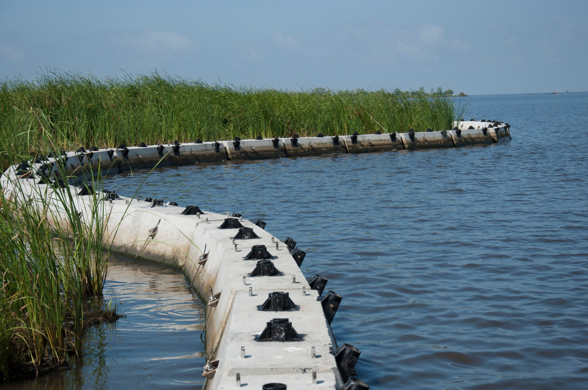 Shoreline Protection Systems