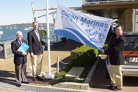 Marina built by Bellingham Marine receives Clean Marina status