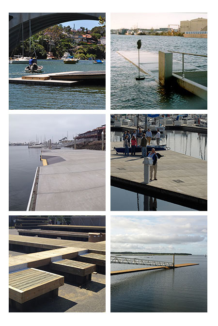 Bellingham Marine specializes in pontoon design