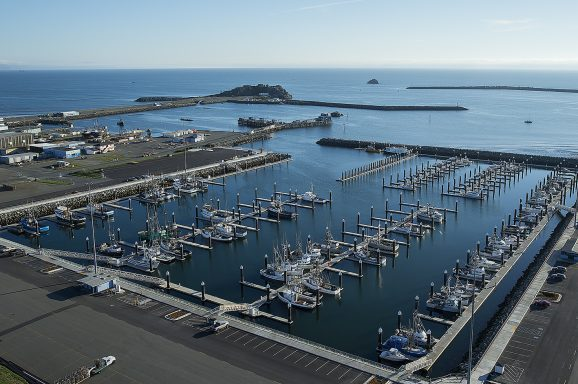Crescent City Harbor Marina