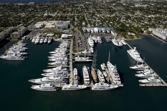 Rybovich Marina was designed to be operationally effecti