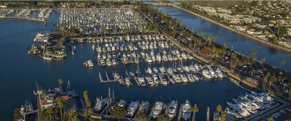 Alamitos Bay Marina is an iconic project of Bellingham Marine
