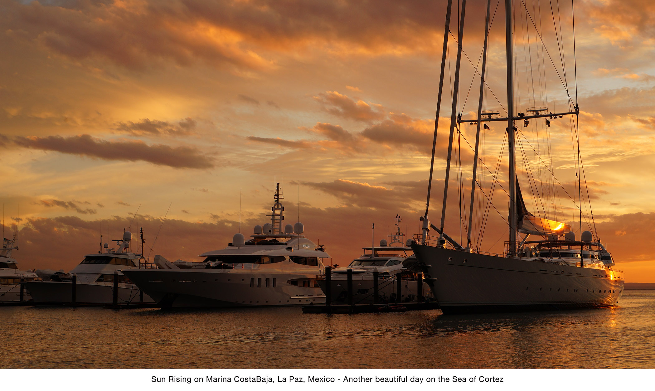 Bellingham Marine announces photo contest for photos of marinas