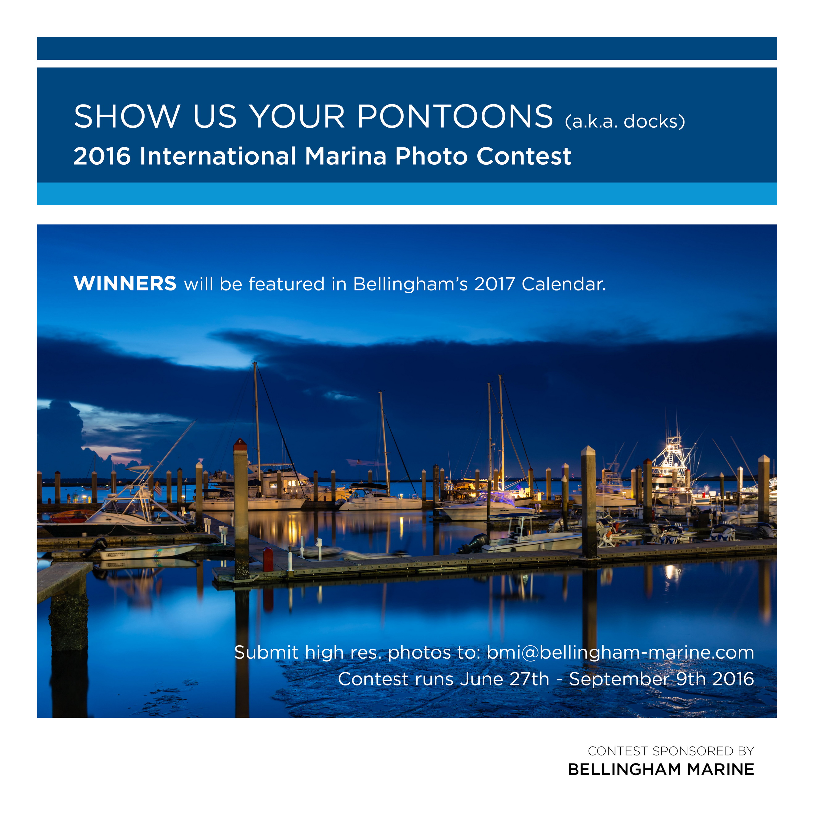 Bellingham Marine 2016 Photo Contest