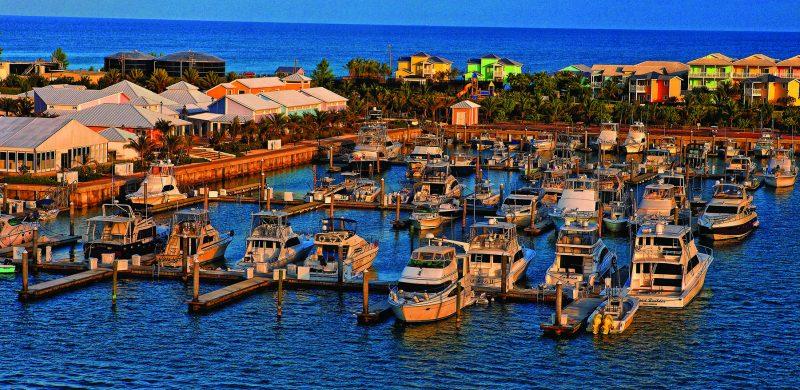 Bimini Bay Marina, Bahamas