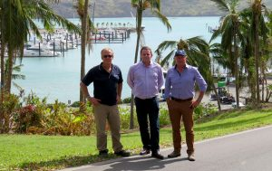 Cyclone Debbie Recovery & Repair Team in Place on the Whitsunday Islands