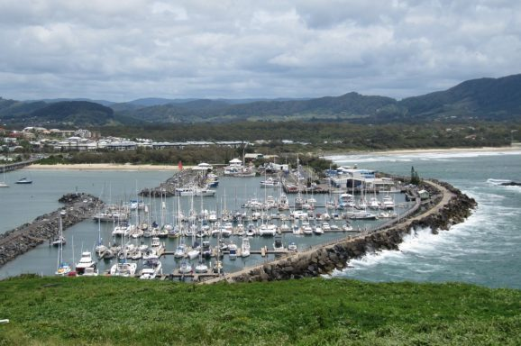 Coffs Harbour Marina Reopens After Storm Leaves Marina in Tatters