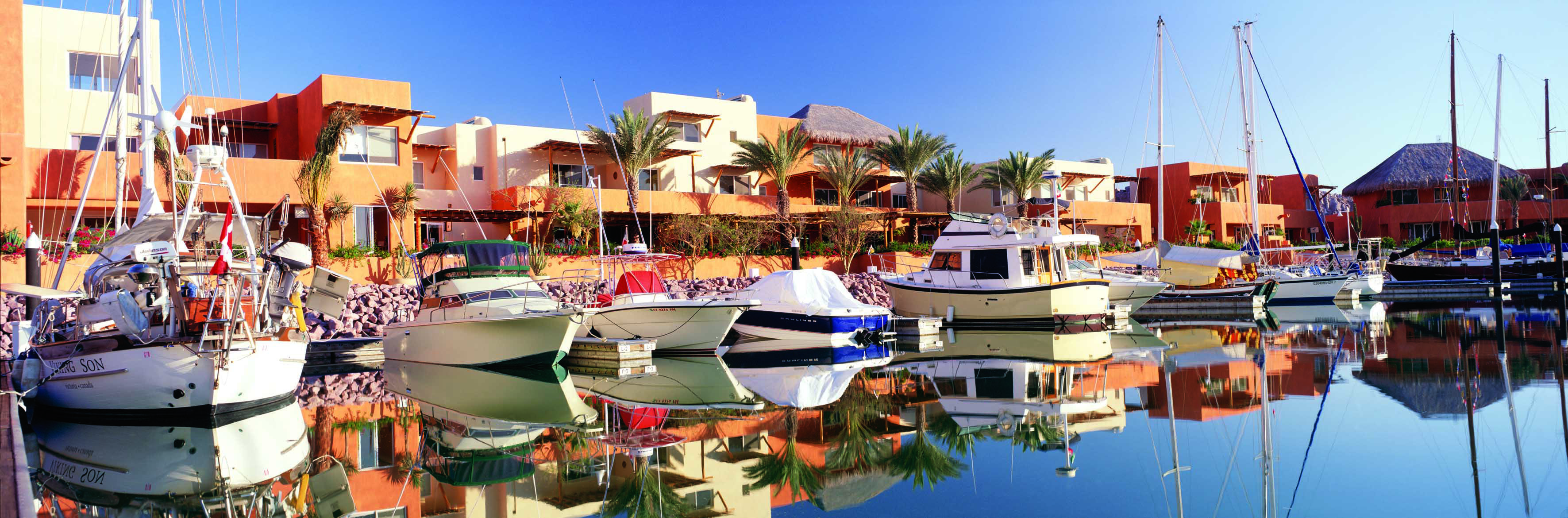 Hotel Marina La Paz Baja