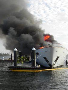 Marina Fire