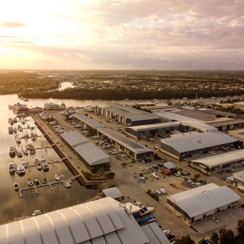 Gold Coast City Marina has won numerous industry awards, including best dry storage facility four years running.