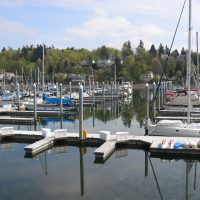 Bellingham's 1st Unibolt installation at Swantown Marina