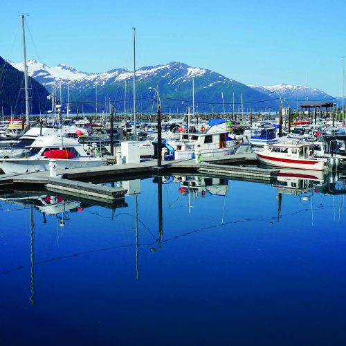 The Harbor has 150 slips, serving vessels up to 52 ft. in length.