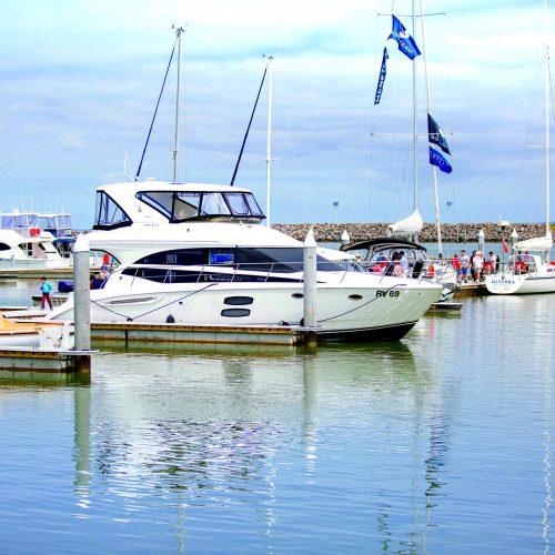 Wyndham Harbour, Victoria, Australia