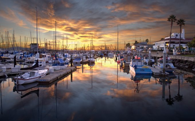 Santa Barbara's Marina One was completed in a phased marina construction plan, allowing the city to hold rates in line with minimal annual increases in slip fees.